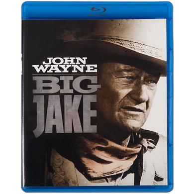John Wayne Big Jake (Blu-Ray) DVD
