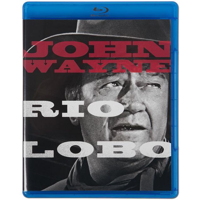 John Wayne Rio Lobo (Blu-Ray) DVD