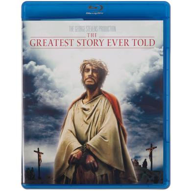 John Wayne The Greatest Story Ever Told (Blu-Ray) DVD