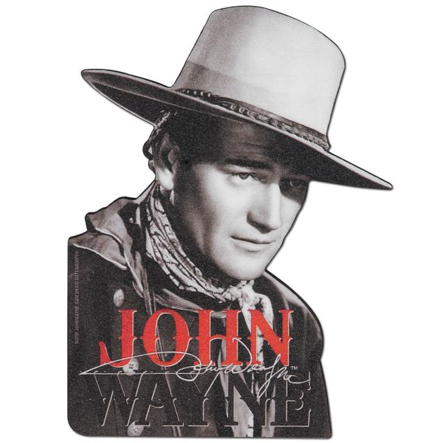 John Wayne Face Fridge Magnet