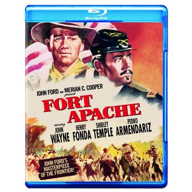 "John Wayne ""Fort Apache"" Blu Ray (1948)"