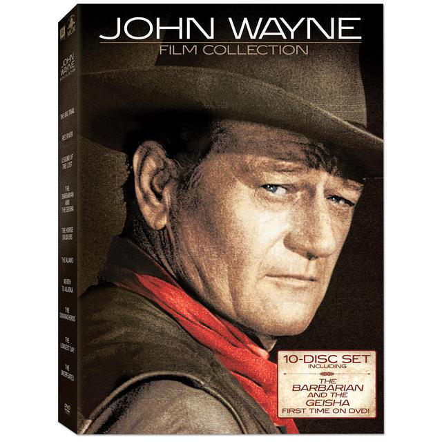John Wayne 10 Disc DVD Box Set (2012)