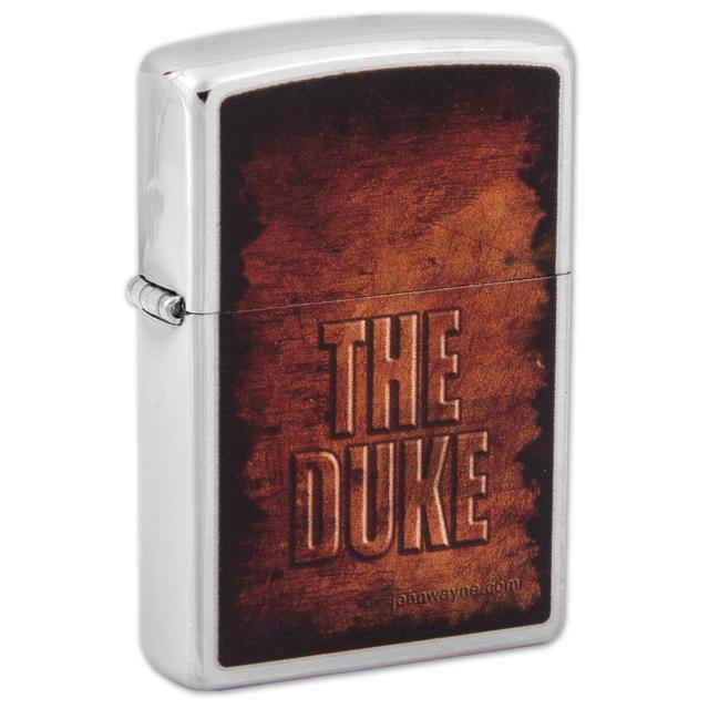 John Wayne The Duke Zippo