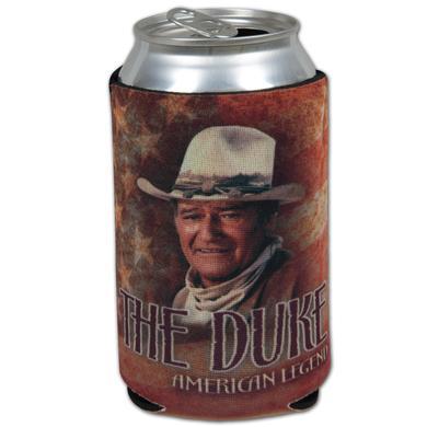 John Wayne American Legend Koozie