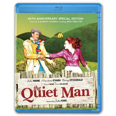 "John Wayne ""The Quiet Man"" Blu-Ray (60th Anniversary Edition) 1952"