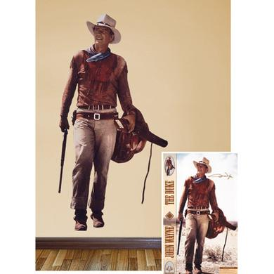 John Wayne Life Size Removeable Wall Sticker