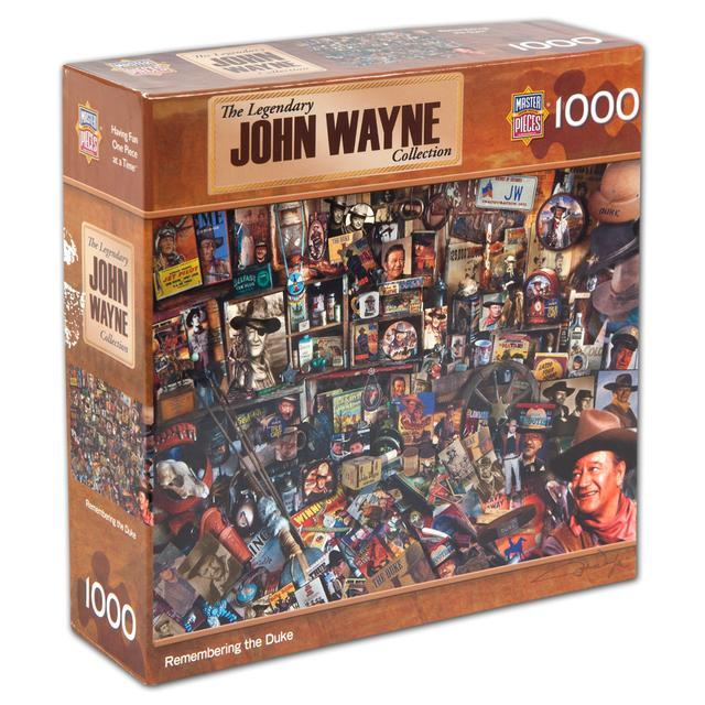 "John Wayne ""Remembering the Duke"" Puzzle"