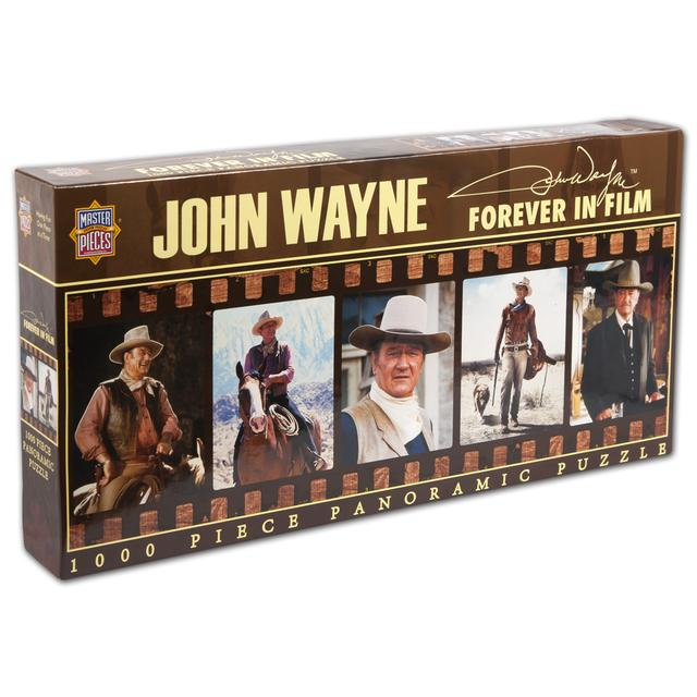 John Wayne Forever in Film Puzzle