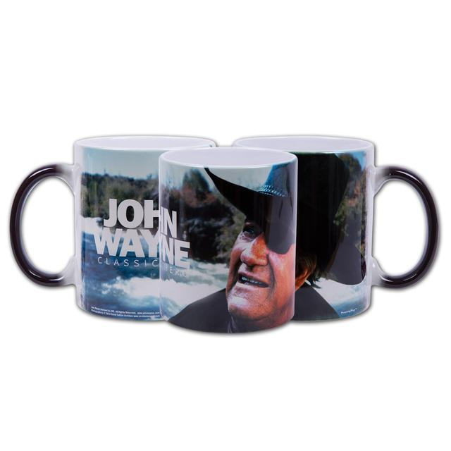 John Wayne Classic Hero Morphing Mug