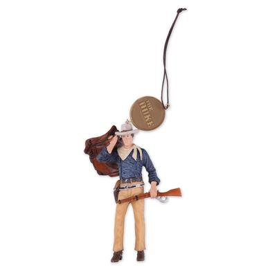 "John Wayne 6"" Rifle & Saddle Ornament"