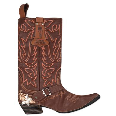 John Wayne Cowboy Boot Stocking