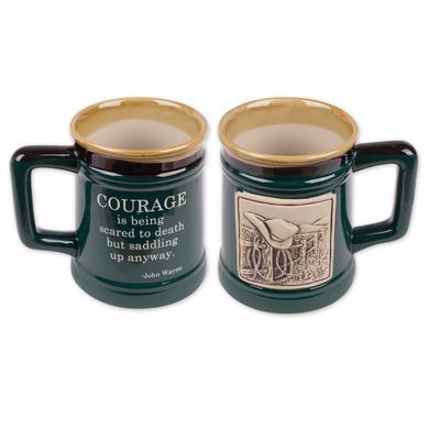 John Wayne Courage Artisan Mug Gift Box