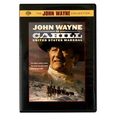 "John Wayne ""Cahill US Marshall"" DVD"