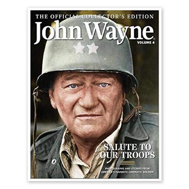 John Wayne - The Official Collector's Edition, vol. 4: Salute to Our Troops