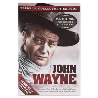 John Wayne Premium Collector's Edition DVD Box Set
