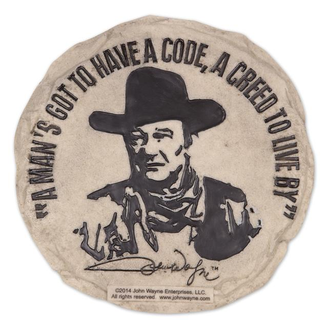 John Wayne Stepping Stone