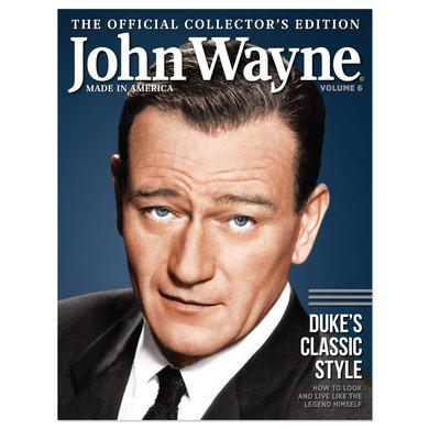 John Wayne - The Official Collector's Edition, Vol 6: Style