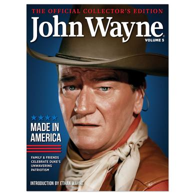 John Wayne - The Official Collector's Edition, Vol. 5: American Patriot