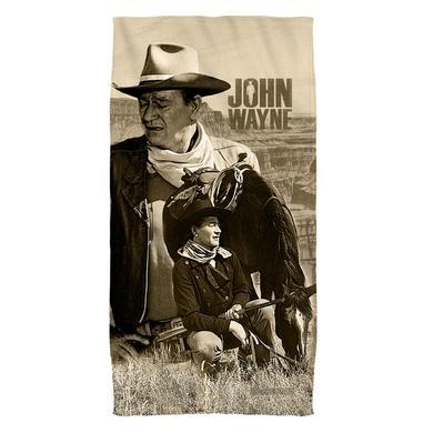 John Wayne Stoic Beach Towel