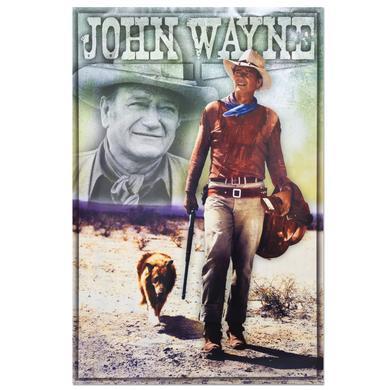 """John Wayne """"Hondo"""" Poster"""