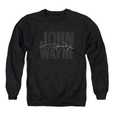John Wayne Silhouette Sig Sweatshirt