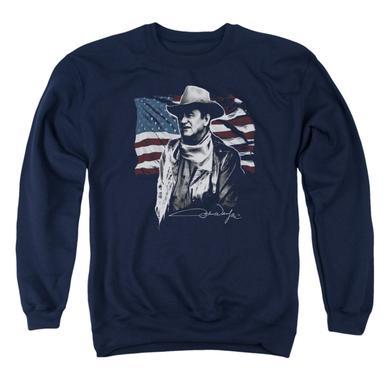 John Wayne American Idol Sweatshirt