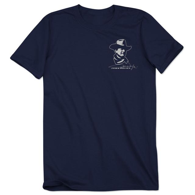 "John Wayne ""Respect Your Elders"" T-shirt"