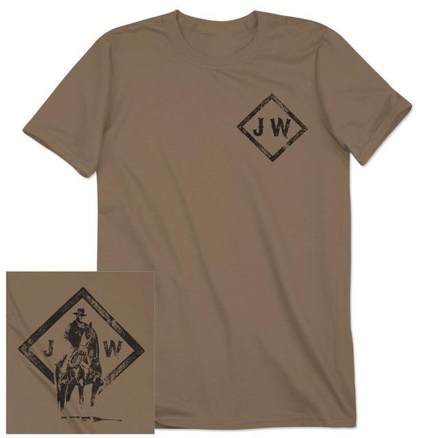 "John Wayne ""JW Classic""  T-shirt"