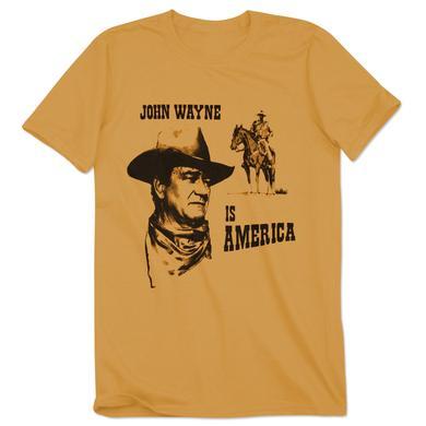 John Wayne Is America T-Shirt