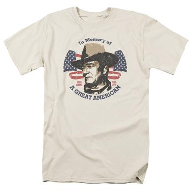 John Wayne Great American T-Shirt