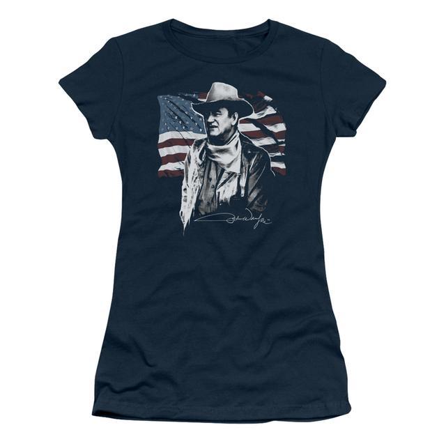 John Wayne American Idol Women's Sheer T-Shirt