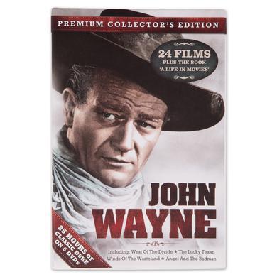 John Wayne Premium Collector's Edition DVD Box Set