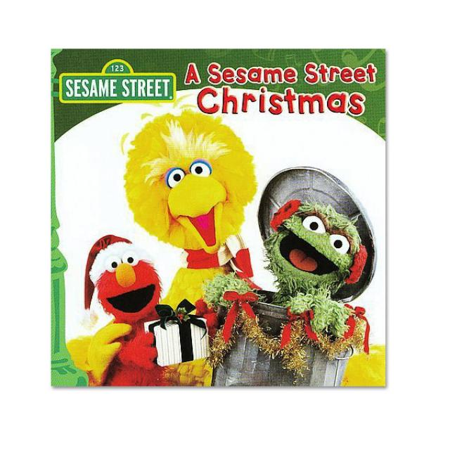 A Sesame Street Christmas (2008)- CD & MP3 Bundle
