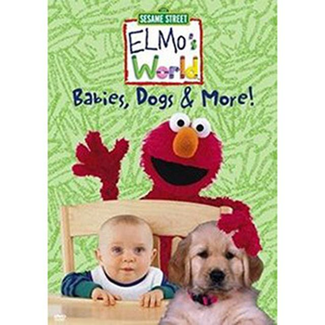 Sesame Street Elmo's World: Babies, Dogs & More DVD