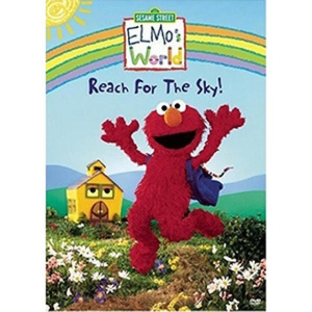 Sesame Street Elmo's World: Reach for the Sky DVD