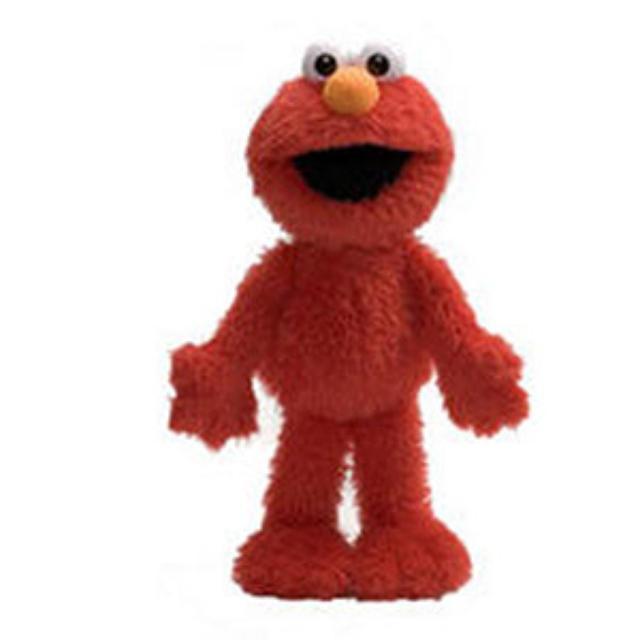 Sesame Street Elmo 14 Inch Floppy Plush