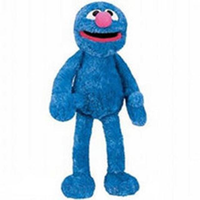 Sesame Street Grover 14.5 Inch Plush