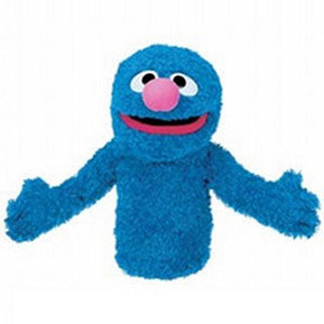 Sesame Street Grover 11 Inch Hand Puppet