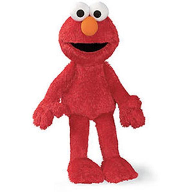 Sesame Street Elmo 20 Inch Plush