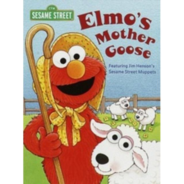 Sesame Street Elmo's Mother Goose Book