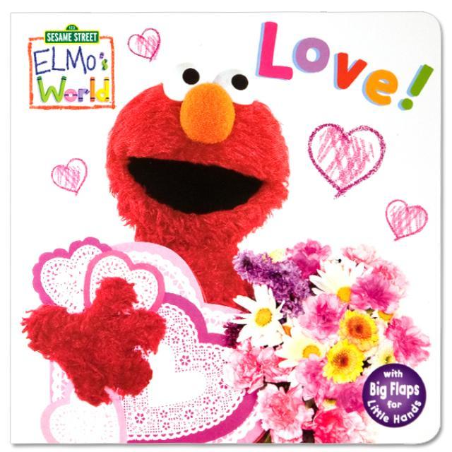 Sesame Street Elmo's World: Love! Book