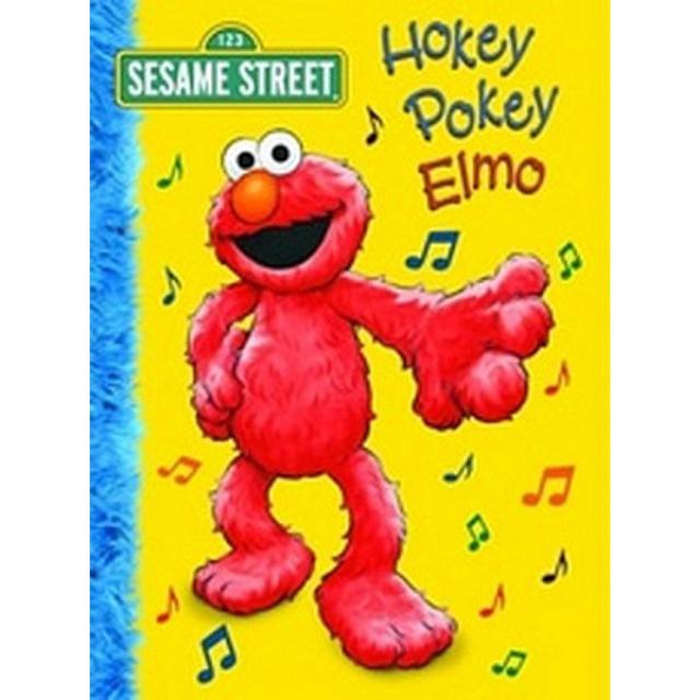 Sesame Street Hokey Pokey Elmo (Board Bk) Book