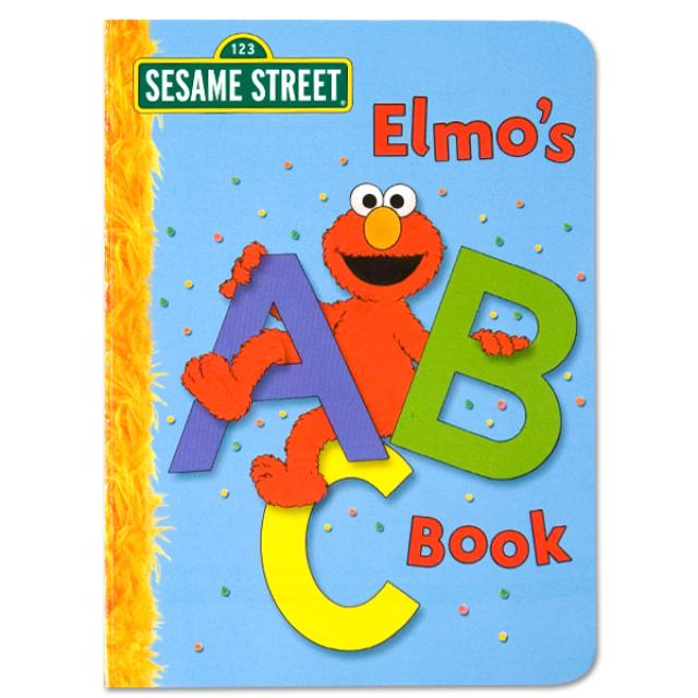 Sesame Street Elmo's ABC Book