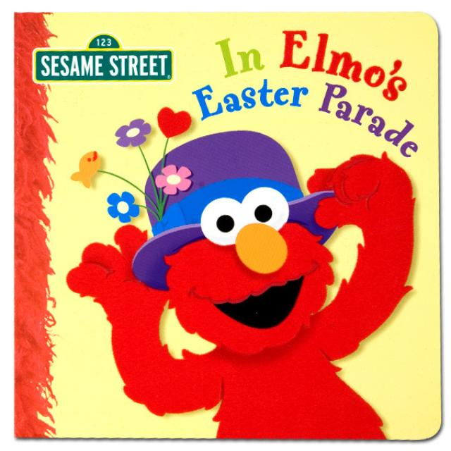 Sesame Street In Elmo's Easter Parade Book