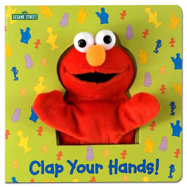 Sesame Street Clap Your Hands Book
