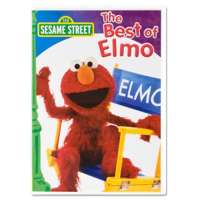 Sesame Street Best Of Elmo DVD