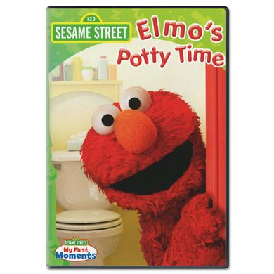 Sesame Street Elmo's Potty Time DVD