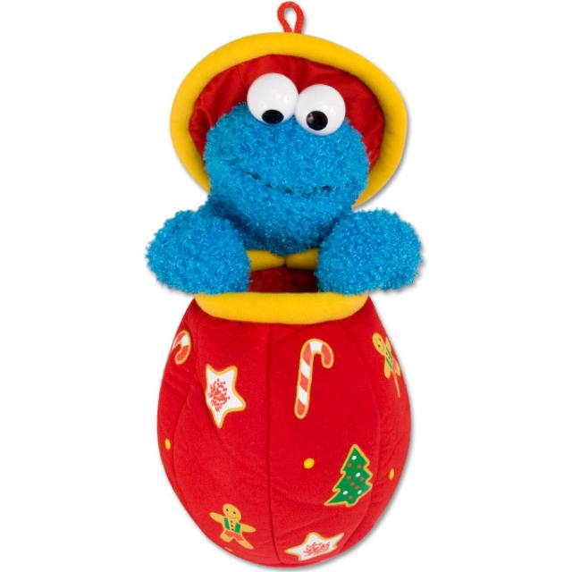 Sesame Street Cookie Monster Jar Stocking