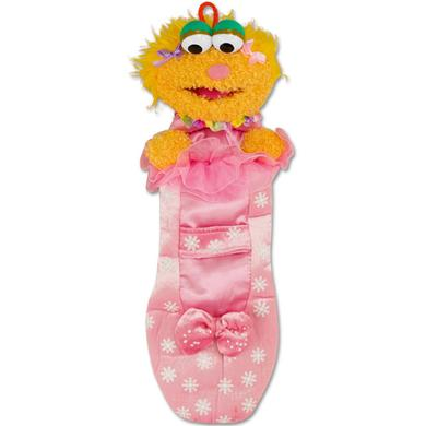 Sesame Street Zoe Ballet Shoe Stocking
