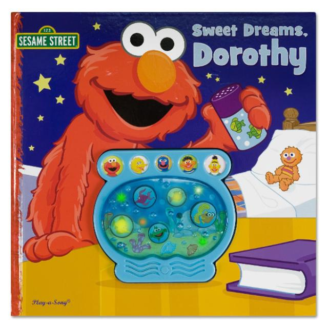 Sesame Street Sweet Dreams, Dorothy Aquarium Book